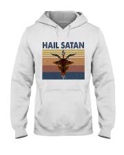 Hail Satan Hooded Sweatshirt thumbnail
