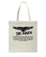 The Raven Tote Bag thumbnail