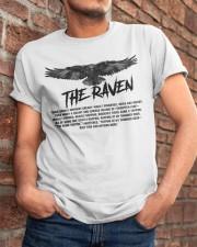 The Raven Classic T-Shirt apparel-classic-tshirt-lifestyle-26