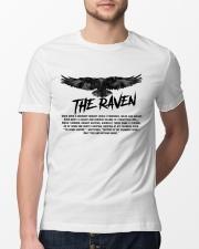 The Raven Classic T-Shirt lifestyle-mens-crewneck-front-13