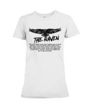 The Raven Premium Fit Ladies Tee thumbnail