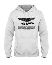 The Raven Hooded Sweatshirt thumbnail