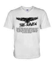 The Raven V-Neck T-Shirt thumbnail