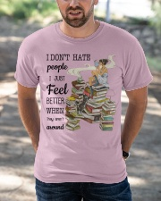I Just Feel Better Classic T-Shirt apparel-classic-tshirt-lifestyle-front-50