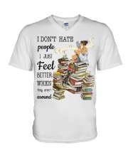 I Just Feel Better V-Neck T-Shirt thumbnail