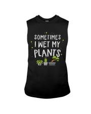 I Wet My Plants Sleeveless Tee thumbnail