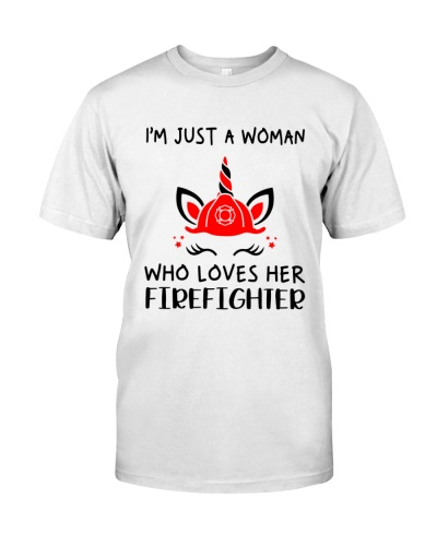 Love Firefighter