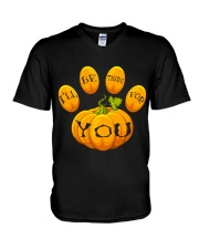 I Will Be There For You V-Neck T-Shirt thumbnail