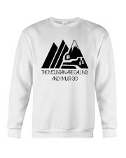 The Mountains Are Calling Crewneck Sweatshirt thumbnail