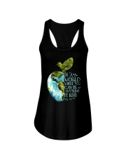 Can Be Anything Be A Teacher Ladies Flowy Tank thumbnail