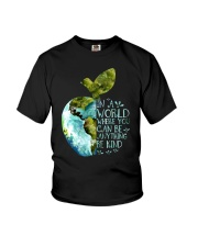 Can Be Anything Be A Teacher Youth T-Shirt thumbnail