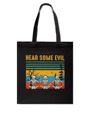 Hear Some Evil Tote Bag thumbnail