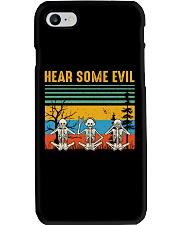 Hear Some Evil Phone Case thumbnail