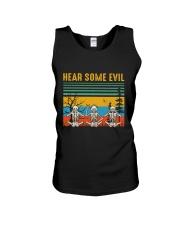 Hear Some Evil Unisex Tank thumbnail