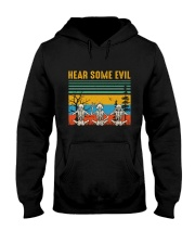 Hear Some Evil Hooded Sweatshirt thumbnail