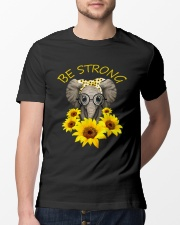 Be Strong Classic T-Shirt lifestyle-mens-crewneck-front-13