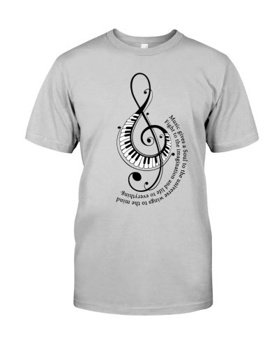 Music Give A Soul