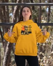 Save Animals Hooded Sweatshirt apparel-hooded-sweatshirt-lifestyle-05