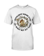 My Cologist Hiking Club Classic T-Shirt front