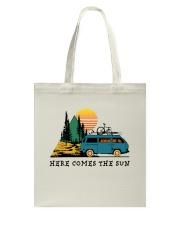 Here Comes The Sun Tote Bag thumbnail