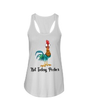 Not Today Pecker Ladies Flowy Tank thumbnail
