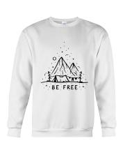 Be Freedom Crewneck Sweatshirt thumbnail