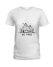 Be Freedom Ladies T-Shirt thumbnail