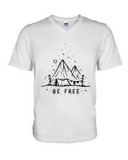 Be Freedom V-Neck T-Shirt thumbnail