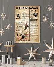 Bull Riding Knowledge 11x17 Poster lifestyle-holiday-poster-1