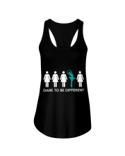 Dare To Be Different Ladies Flowy Tank thumbnail