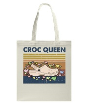 Croc Queen Tote Bag thumbnail