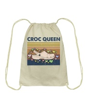Croc Queen Drawstring Bag thumbnail