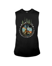 And Into The Forest I Go 1 Sleeveless Tee thumbnail
