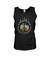 And Into The Forest I Go 1 Unisex Tank thumbnail