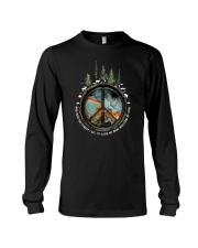 And Into The Forest I Go 1 Long Sleeve Tee thumbnail