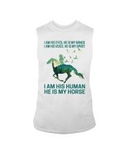 He Is My Horse Sleeveless Tee thumbnail