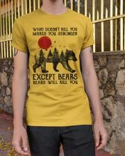 Bear Will Kill You Classic T-Shirt apparel-classic-tshirt-lifestyle-21