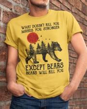 Bear Will Kill You Classic T-Shirt apparel-classic-tshirt-lifestyle-26