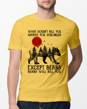 Bear Will Kill You Classic T-Shirt lifestyle-mens-crewneck-front-13