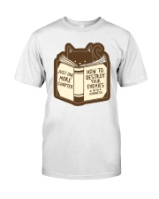 Just One More Chapter Premium Fit Mens Tee thumbnail