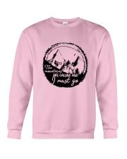 Mountain Biking Crewneck Sweatshirt thumbnail