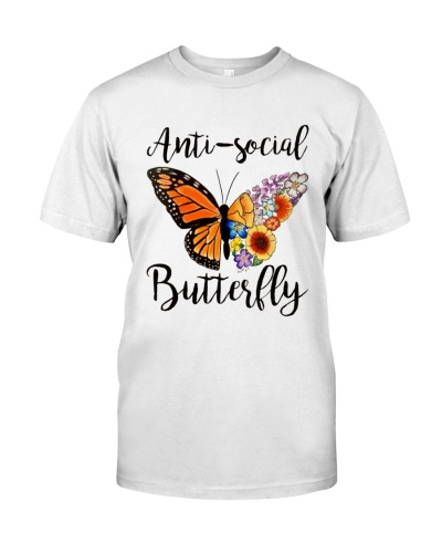 Anti-Social Butterfly