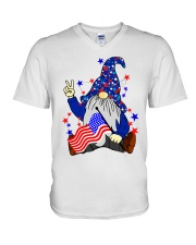 Independence Day V-Neck T-Shirt thumbnail