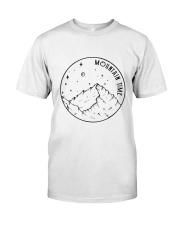 Mountains Time Classic T-Shirt thumbnail