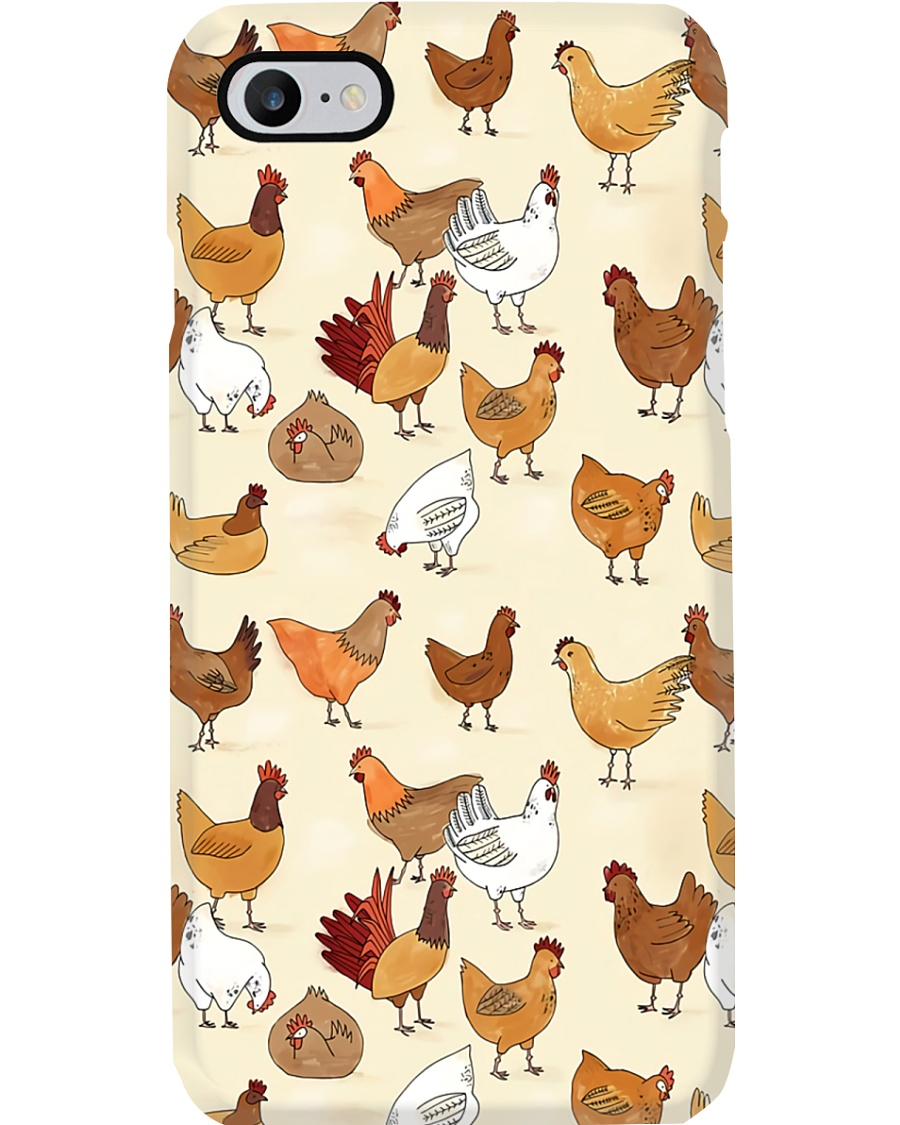 Chickens Phone Case