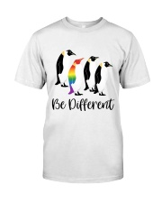 Be Different Classic T-Shirt tile