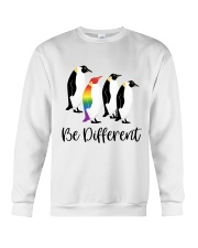 Be Different Crewneck Sweatshirt tile