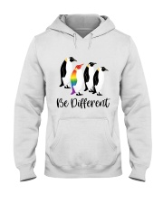 Be Different Hooded Sweatshirt tile