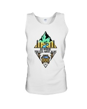 Go Where You Feel Most Alive Unisex Tank thumbnail
