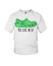 You Croc Me Up Youth T-Shirt thumbnail